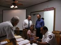 August SNCA Meeting